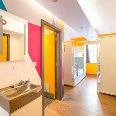 Отель Generator London ванная