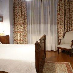 Отель C.A. Heredad de la Cueste Кангас-де-Онис сейф в номере