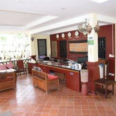 Отель Anantara Lawana Koh Samui Resort Самуи гостиничный бар