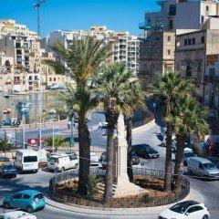 Отель Bright, Spacious and Right in the Center Мальта, Сан Джулианс - отзывы, цены и фото номеров - забронировать отель Bright, Spacious and Right in the Center онлайн парковка