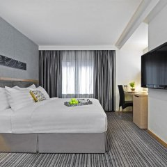 Metropark Hotel Wanchai Hong Kong комната для гостей фото 4