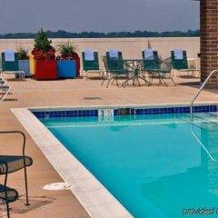 Отель Residence Inn Bethesda Downtown США, Бетесда - отзывы, цены и фото номеров - забронировать отель Residence Inn Bethesda Downtown онлайн бассейн фото 2