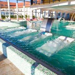 Отель Oca Golf Balneario Augas Santas бассейн фото 2