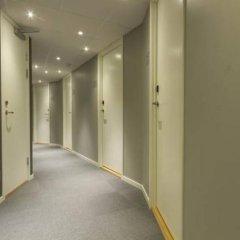 Отель Linneplatsens Hotell & Vandrarhem Гётеборг интерьер отеля