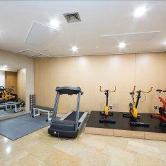 Отель Palacio De Aiete Сан-Себастьян фитнесс-зал фото 2