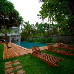 Отель Roman Beach бассейн фото 3