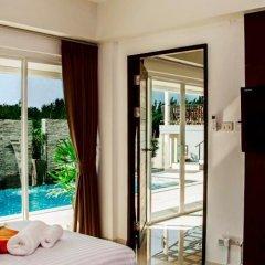 Отель Amin Resort Пхукет балкон