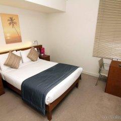 Отель Ambassadors Bloomsbury Великобритания, Лондон - отзывы, цены и фото номеров - забронировать отель Ambassadors Bloomsbury онлайн комната для гостей фото 3