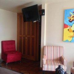 Отель Casa Campos комната для гостей фото 4