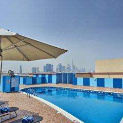 Arabian Dreams Deluxe Hotel Apartments бассейн фото 2