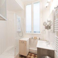 Апартаменты Classic Studio in Montmartre ванная