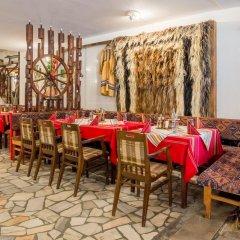 Отель Grand Hotel Murgavets Болгария, Пампорово - отзывы, цены и фото номеров - забронировать отель Grand Hotel Murgavets онлайн питание фото 3
