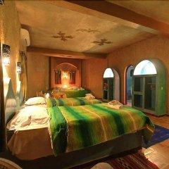 Отель Ksar Bicha Марокко, Мерзуга - отзывы, цены и фото номеров - забронировать отель Ksar Bicha онлайн комната для гостей фото 3