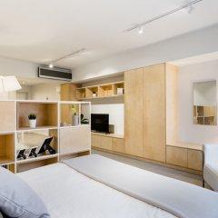 Апартаменты UPSTREET Ermou Elegant Apartments Афины комната для гостей фото 3