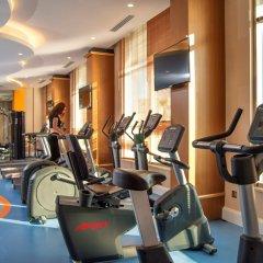 Отель Aquasis Deluxe Resort & Spa - All Inclusive фитнесс-зал