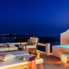 Отель Aqua Luxury Suites гостиничный бар