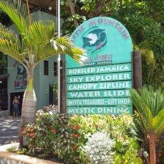 Отель Ocho Rios Villa At Coolshade Iv Монастырь парковка