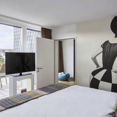 Отель Indigo Düsseldorf - Victoriaplatz Германия, Дюссельдорф - отзывы, цены и фото номеров - забронировать отель Indigo Düsseldorf - Victoriaplatz онлайн фото 6