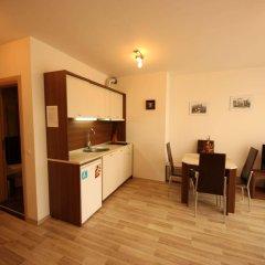 Отель Menada Tarsis Apartments Болгария, Солнечный берег - отзывы, цены и фото номеров - забронировать отель Menada Tarsis Apartments онлайн удобства в номере фото 2
