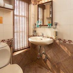 Отель Fresco Retreat Непал, Лалитпур - отзывы, цены и фото номеров - забронировать отель Fresco Retreat онлайн ванная