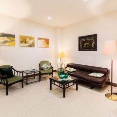 Отель Villa Cavalletti Camere Италия, Гроттаферрата - отзывы, цены и фото номеров - забронировать отель Villa Cavalletti Camere онлайн комната для гостей