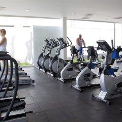 Отель Krystal Vallarta фитнесс-зал фото 2