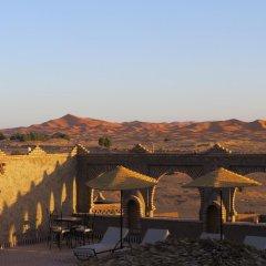 Отель Kasbah Azalay Merzouga Марокко, Мерзуга - отзывы, цены и фото номеров - забронировать отель Kasbah Azalay Merzouga онлайн приотельная территория фото 2
