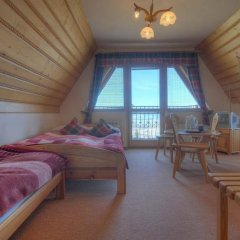 Отель Willa Cetynka Закопане комната для гостей фото 3