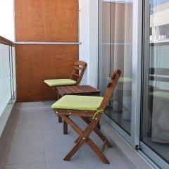 Отель Atlantis City Hotel Греция, Родос - 1 отзыв об отеле, цены и фото номеров - забронировать отель Atlantis City Hotel онлайн балкон