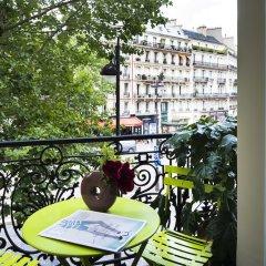 Hotel Plaza Elysées балкон