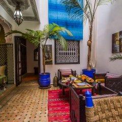 Отель Riad Dari Марокко, Марракеш - отзывы, цены и фото номеров - забронировать отель Riad Dari онлайн интерьер отеля