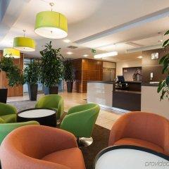 Отель Oliwski Hotel Польша, Гданьск - отзывы, цены и фото номеров - забронировать отель Oliwski Hotel онлайн интерьер отеля