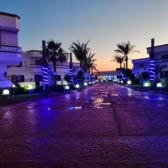 Отель Bella Rose Aqua Park Beach Resort парковка
