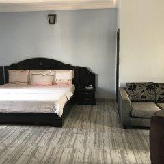 Отель PennyHill Suites and Resorts Нигерия, Энугу - отзывы, цены и фото номеров - забронировать отель PennyHill Suites and Resorts онлайн комната для гостей фото 2