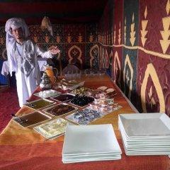 Отель Bivouac Le Ciel Bleu Марокко, Мерзуга - отзывы, цены и фото номеров - забронировать отель Bivouac Le Ciel Bleu онлайн развлечения