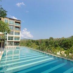 Отель JJAirportHotelCondominium For Rent 2 Таиланд, пляж Май Кхао - отзывы, цены и фото номеров - забронировать отель JJAirportHotelCondominium For Rent 2 онлайн бассейн фото 3