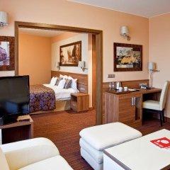Haston City Hotel комната для гостей