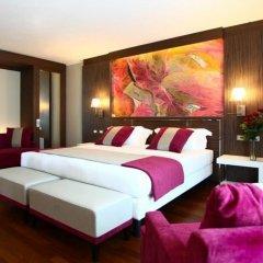 Отель Ramada Plaza Milano 4* Представительский номер с различными типами кроватей фото 6