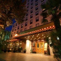Отель Diamond Hotel Япония, Токио - 1 отзыв об отеле, цены и фото номеров - забронировать отель Diamond Hotel онлайн вид на фасад