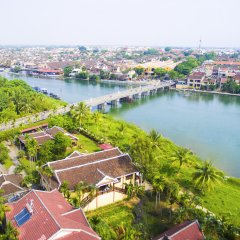 Отель Pho Hoi Riverside Resort фото 2