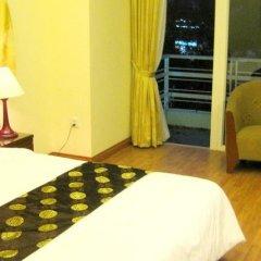 Hanoi Lake View Hotel сауна
