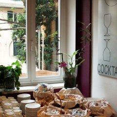 Cit Hotel Britannia Генуя питание фото 3
