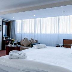 Смарт Отель Бишкек комната для гостей фото 2