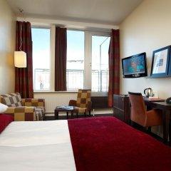Отель The Square Дания, Копенгаген - отзывы, цены и фото номеров - забронировать отель The Square онлайн комната для гостей