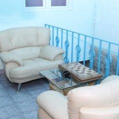 Inter Hostel балкон