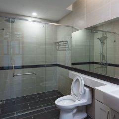 Апартаменты Lexington Serviced Apartments ванная