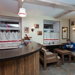 Гостиница 3 Гнома интерьер отеля