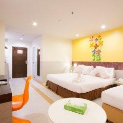 Grand Bella Hotel комната для гостей фото 12