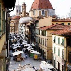 Отель Corona Ditalia Италия, Флоренция - 1 отзыв об отеле, цены и фото номеров - забронировать отель Corona Ditalia онлайн балкон