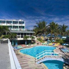 Отель Gran Caribe Club Atlantico бассейн